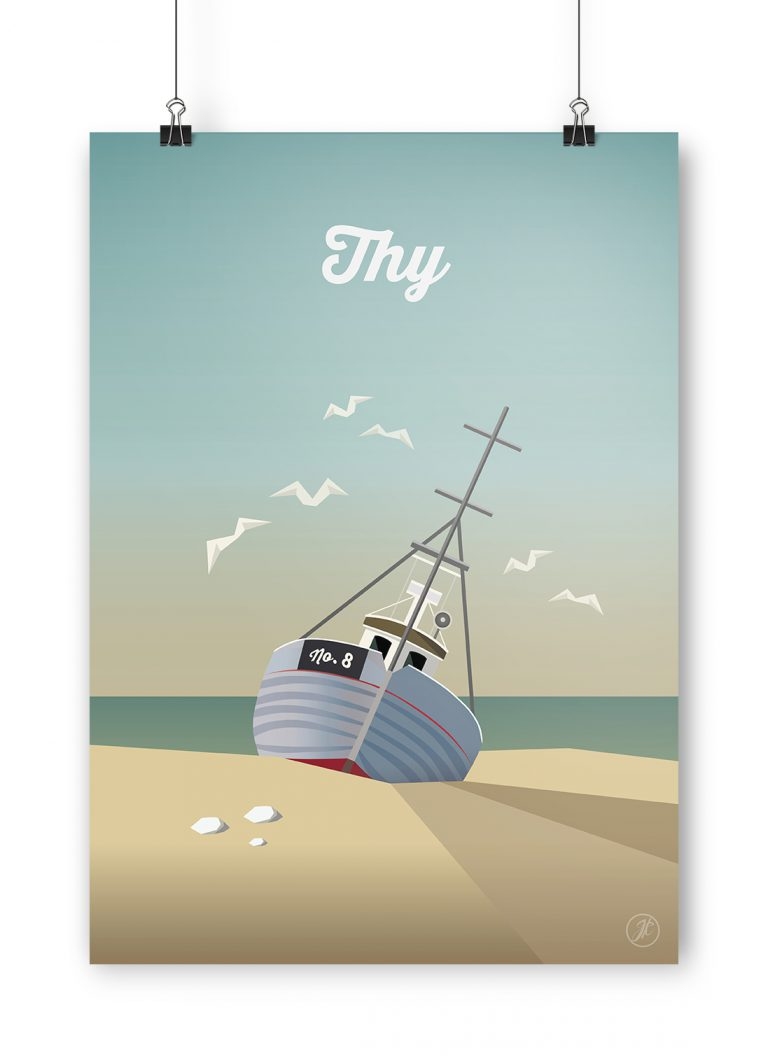 Thy poster